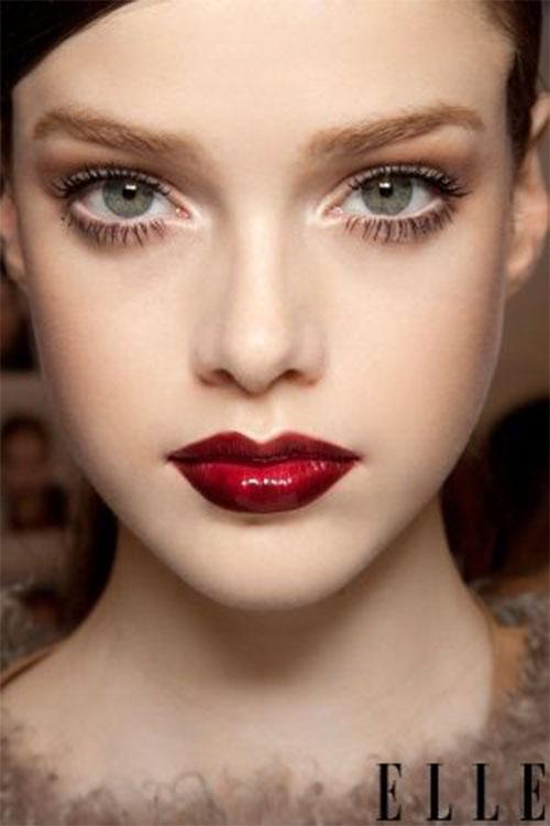 18-Autumn-Face-Makeup-Looks-Trends-Ideas-For-Girls-Women-2018-15