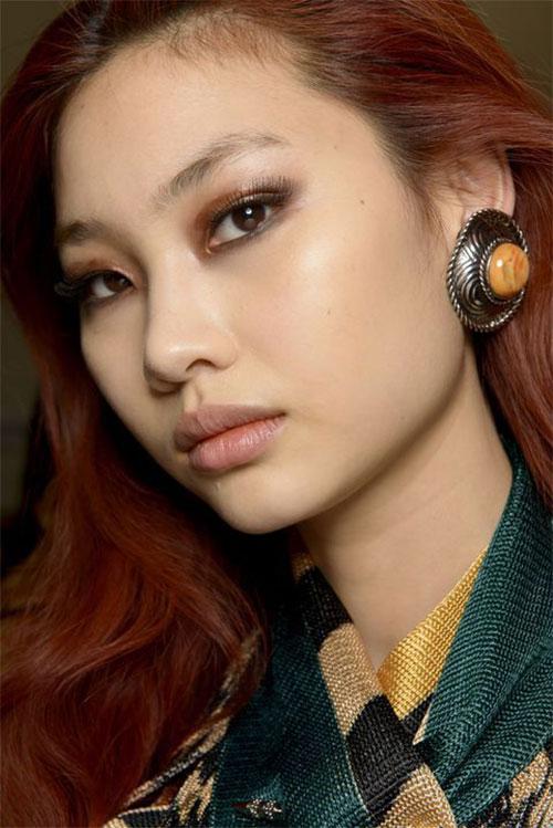 18-Autumn-Face-Makeup-Looks-Trends-Ideas-For-Girls-Women-2018-17