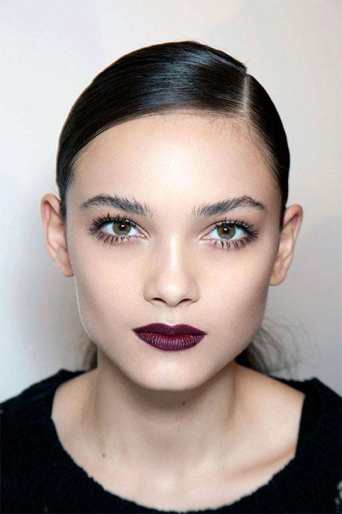 18-Autumn-Face-Makeup-Looks-Trends-Ideas-For-Girls-Women-2018-9