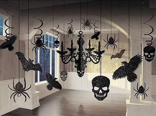 18 best halloween indoor decoration ideas 2018 15