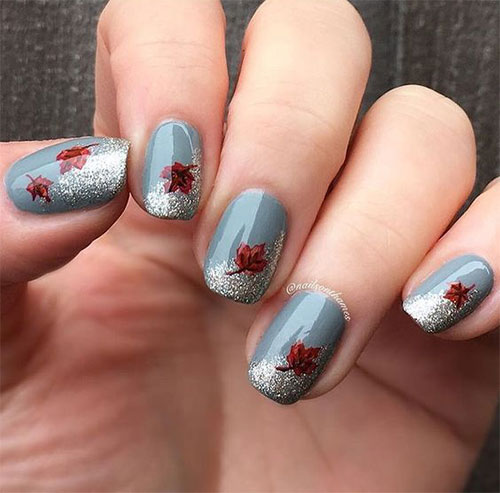 20-Best-Autumn-Nails-Art-Designs-Ideas-2018-11