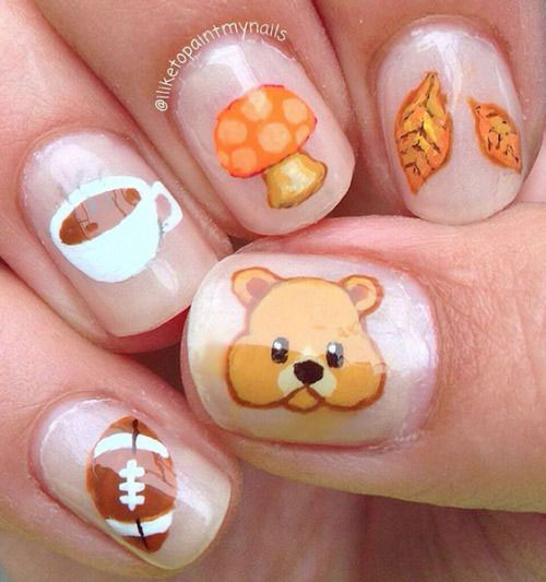 20-Best-Autumn-Nails-Art-Designs-Ideas-2018-16