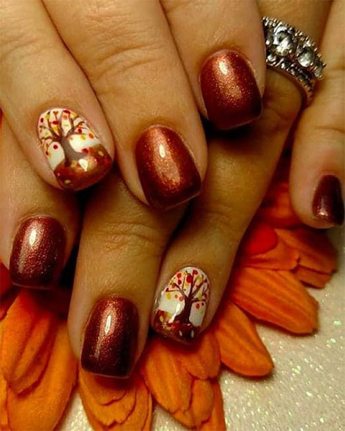 20-Best-Autumn-Nails-Art-Designs-Ideas-2018-20