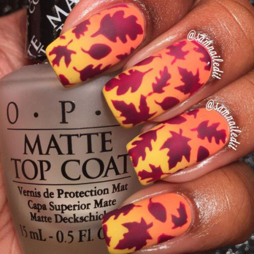 20-Best-Autumn-Nails-Art-Designs-Ideas-2018-3