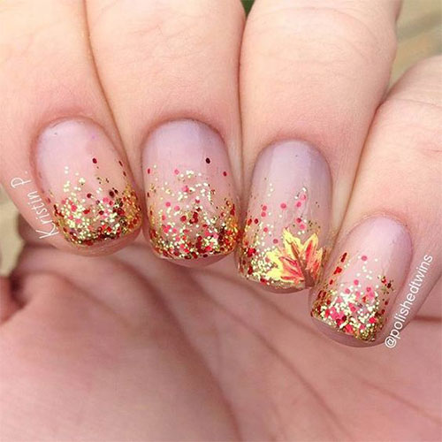 20-Best-Autumn-Nails-Art-Designs-Ideas-2018-4