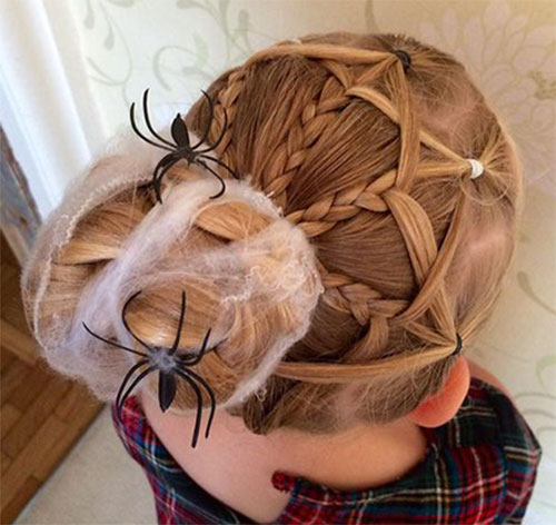 25-Cool-Funky-Scary-Halloween-Hairstyles-For-Kids-Girls-2018-12