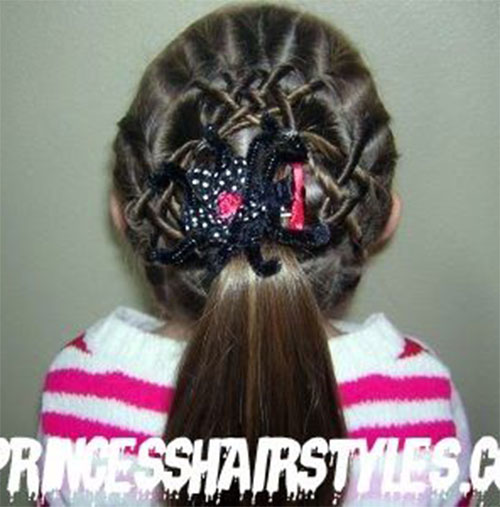 25-Cool-Funky-Scary-Halloween-Hairstyles-For-Kids-Girls-2018-14