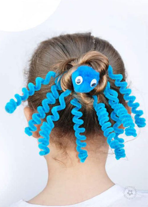 25-Cool-Funky-Scary-Halloween-Hairstyles-For-Kids-Girls-2018-23