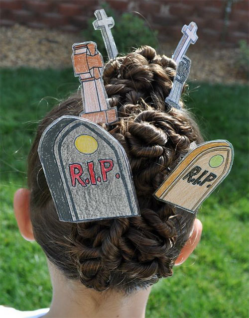 25-Cool-Funky-Scary-Halloween-Hairstyles-For-Kids-Girls-2018-24