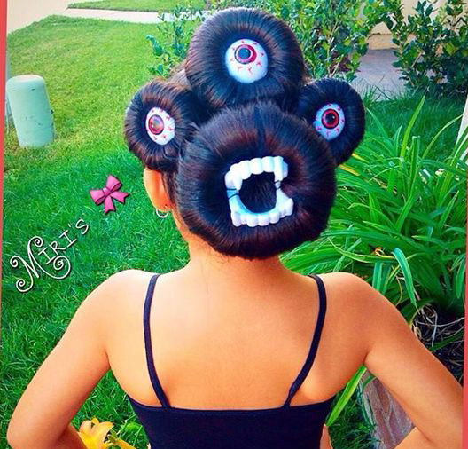 25-Cool-Funky-Scary-Halloween-Hairstyles-For-Kids-Girls-2018-4