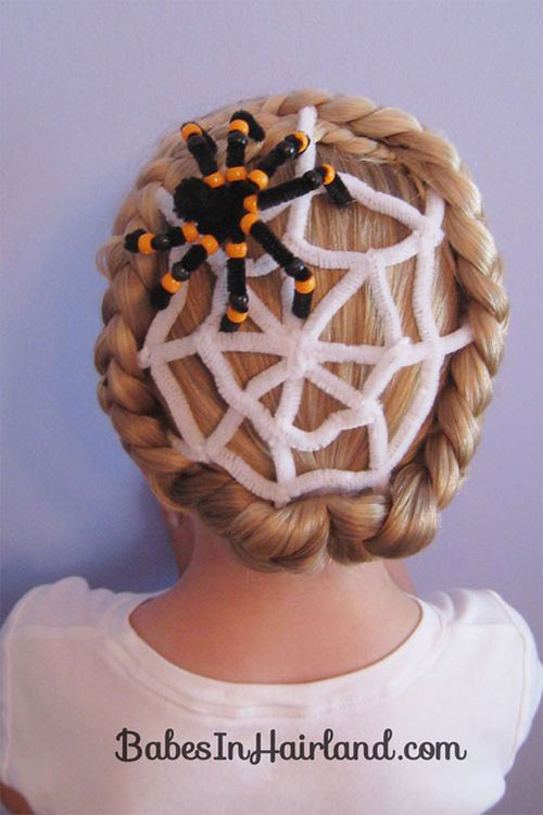 25-Cool-Funky-Scary-Halloween-Hairstyles-For-Kids-Girls-2018-5