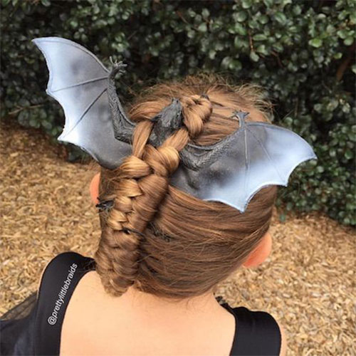 25-Cool-Funky-Scary-Halloween-Hairstyles-For-Kids-Girls-2018-7