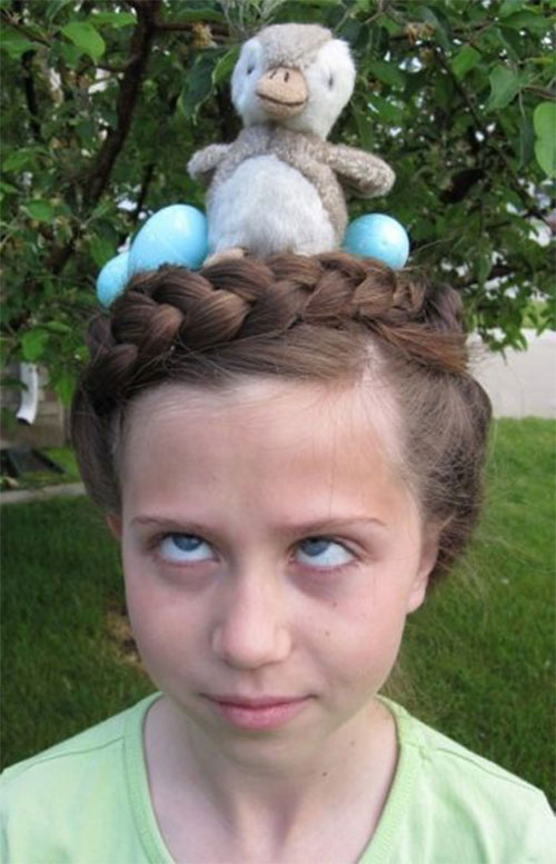 25-Cool-Funky-Scary-Halloween-Hairstyles-For-Kids-Girls-2018-9