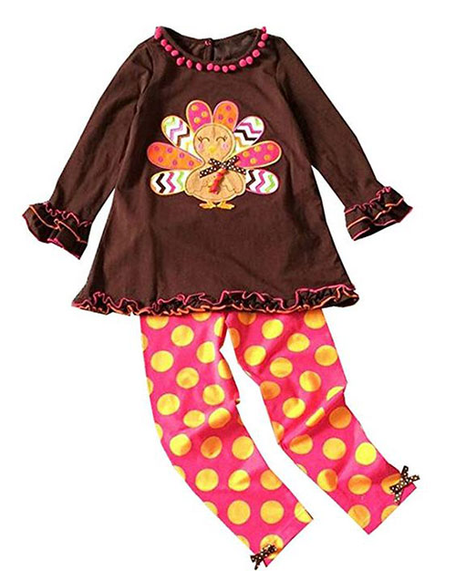 15-Happy-Thanksgiving-Outfit-For-Kids-Girls-2018-7