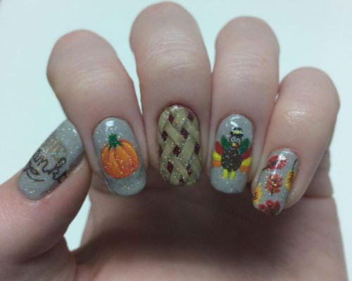 Thanksgiving-Nail-Art-Designs-Ideas-2018-14