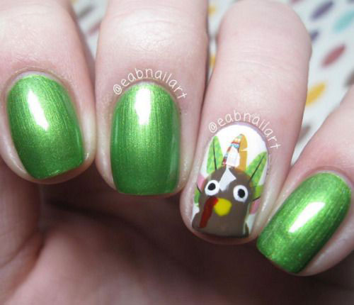 Thanksgiving-Nail-Art-Designs-Ideas-2018-7