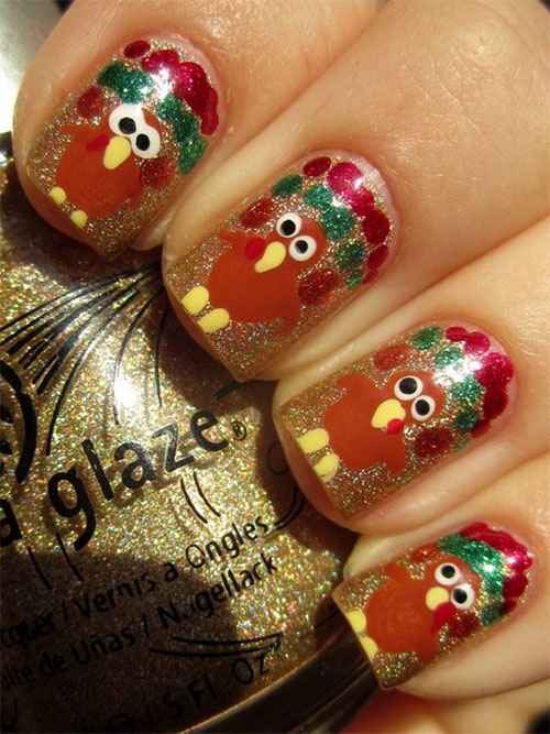 Thanksgiving-Nail-Art-Designs-Ideas-2018-8