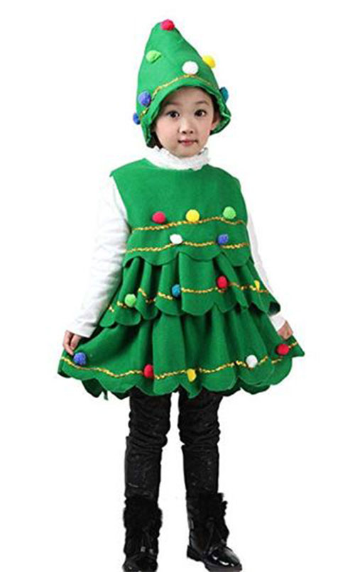 10-Christmas-Tree-Costumes-Outfits-For-Kids-Adults-2018-4