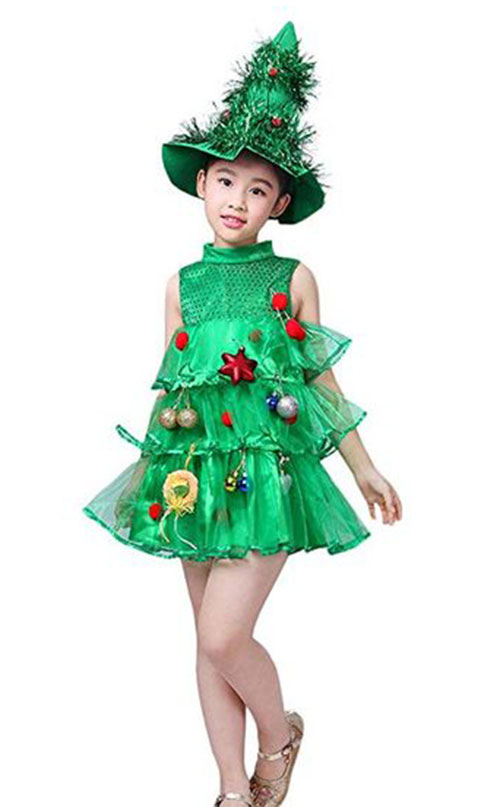10-Christmas-Tree-Costumes-Outfits-For-Kids-Adults-2018-6