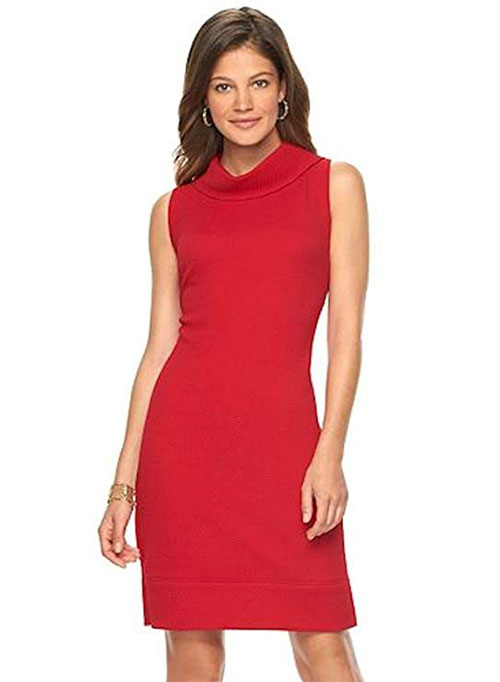 15-Best-Christmas-Party-Dresses-Outfits-For-Women-2018-13