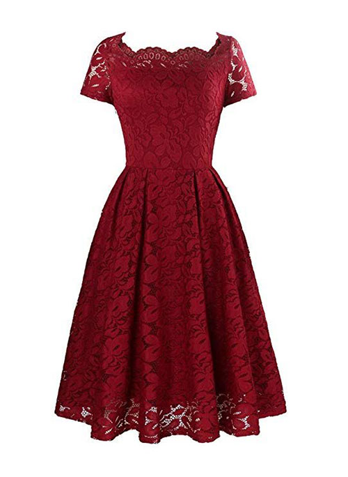 15-Best-Christmas-Party-Dresses-Outfits-For-Women-2018-17