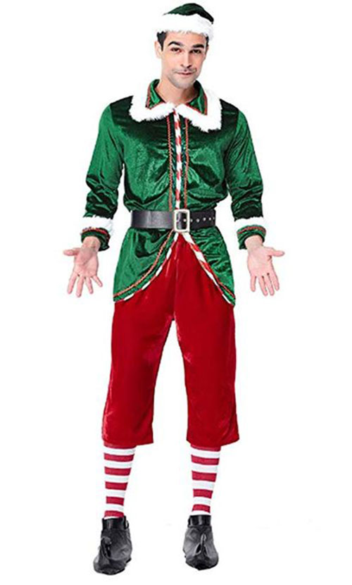 15-Christmas-Elf-Costumes-Outfits-For-Babies-Kids-Men-Women-2018-16