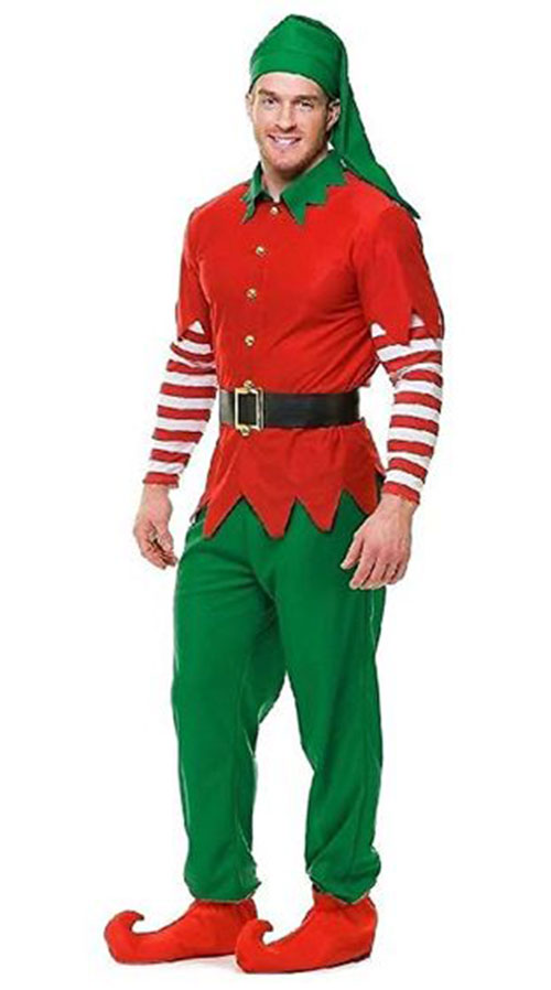 15-Christmas-Elf-Costumes-Outfits-For-Babies-Kids-Men-Women-2018-17