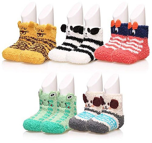 15-Christmas-Fuzzy-Socks-For-Kids-Girls-Women-2018-12