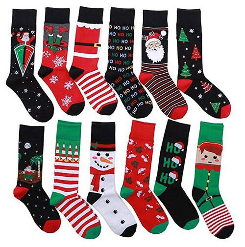 15-Christmas-Fuzzy-Socks-For-Kids-Girls-Women-2018-15