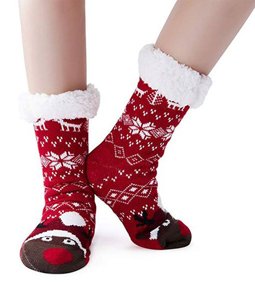 15-Christmas-Fuzzy-Socks-For-Kids-Girls-Women-2018-2