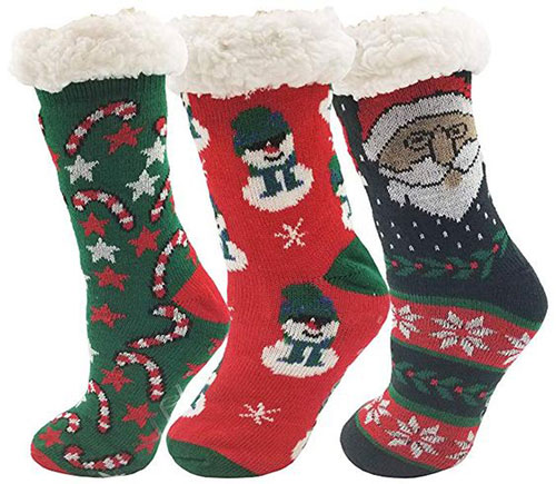 15-Christmas-Fuzzy-Socks-For-Kids-Girls-Women-2018-6