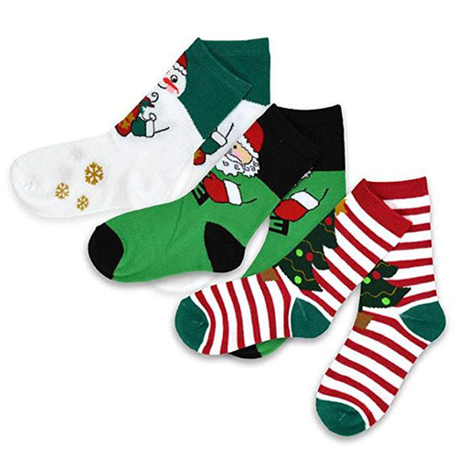 15-Christmas-Fuzzy-Socks-For-Kids-Girls-Women-2018-8