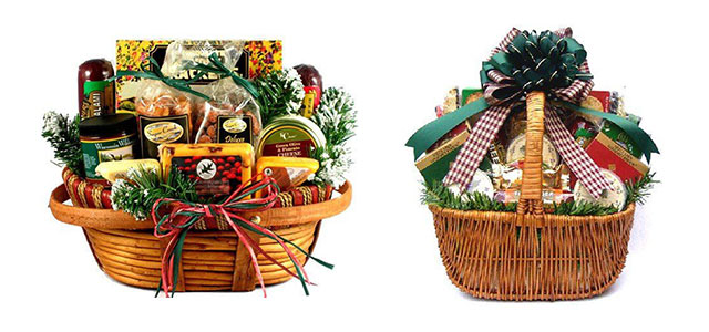 15 christmas themed gift basket ideas 2018 f
