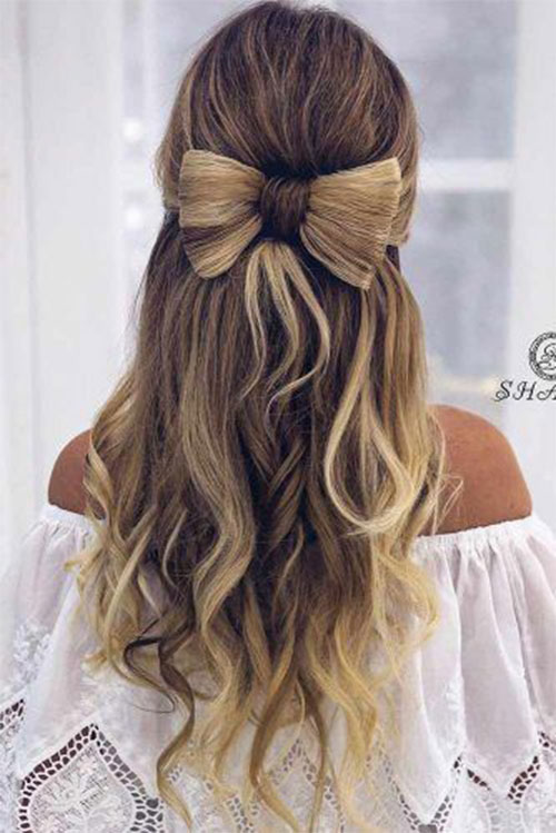 15-Christmas-Themed-Hairstyle-Ideas-For-Short-Long-Hair-2018-10
