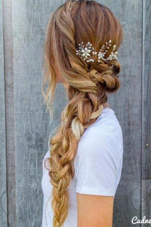 15-Christmas-Themed-Hairstyle-Ideas-For-Short-Long-Hair-2018-11