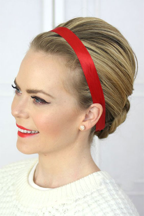 15-Christmas-Themed-Hairstyle-Ideas-For-Short-Long-Hair-2018-7