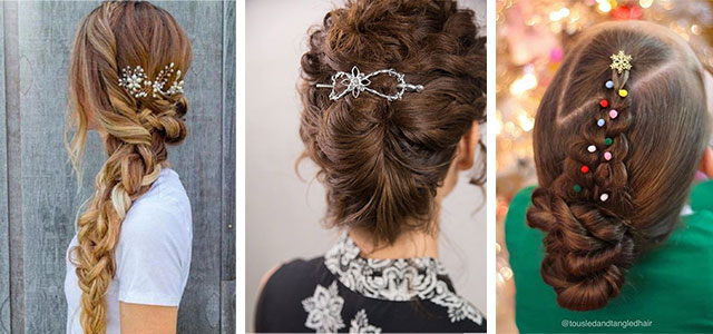 15-Christmas-Themed-Hairstyle-Ideas-For-Short-Long-Hair-2018-F
