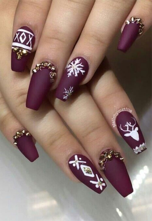 20-Best-Christmas-Nail-Art-Designs-Ideas-2018-Xmas-Nails-11