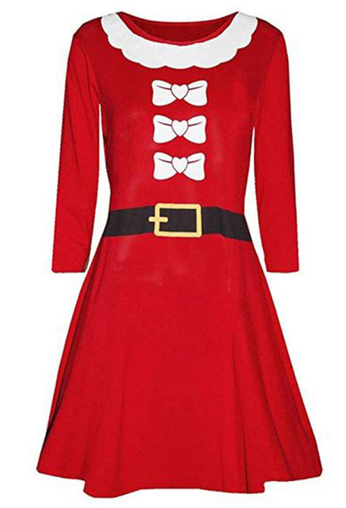 20-Christmas-Costumes-Outfits-For-Girls-Women-2018-13