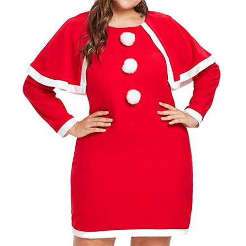 20-Christmas-Costumes-Outfits-For-Girls-Women-2018-14