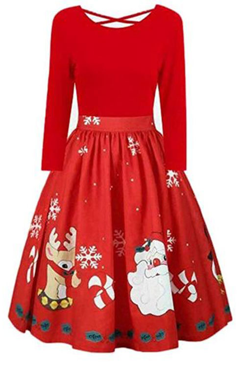 20-Christmas-Costumes-Outfits-For-Girls-Women-2018-6