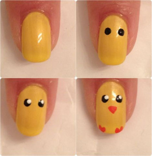 10-Step-By-Step-Easter-Nail-Art-Tutorials-For-Learners-2019-3