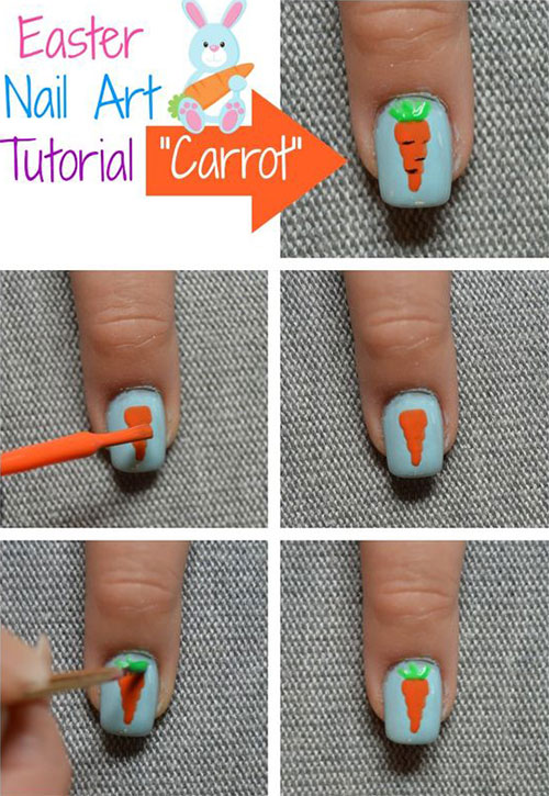10-Step-By-Step-Easter-Nail-Art-Tutorials-For-Learners-2019-8