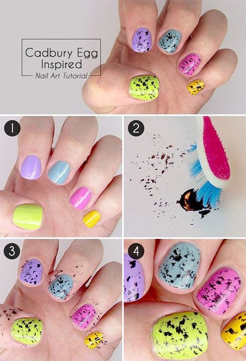 10-Step-By-Step-Easter-Nail-Art-Tutorials-For-Learners-2019-9