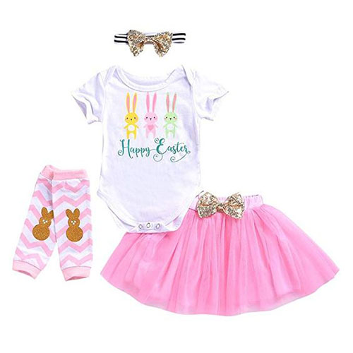 15 Cute Easter Dresses For New Born Babies 2019 Modern Fashion Blog