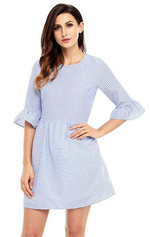 Best-Easter-Dresses-Outfits-For-Girls-Women-2019-10