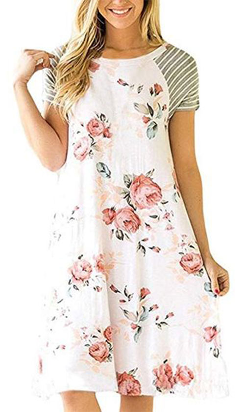 Best-Easter-Dresses-Outfits-For-Girls-Women-2019-14