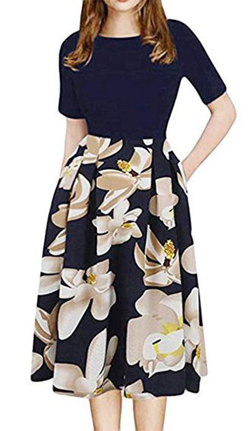 Best-Easter-Dresses-Outfits-For-Girls-Women-2019-15