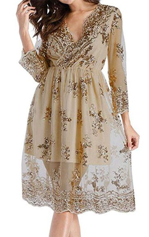 Best-Easter-Dresses-Outfits-For-Girls-Women-2019-16