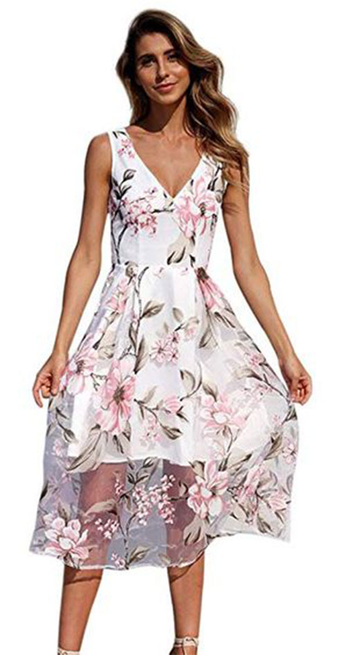 Best-Easter-Dresses-Outfits-For-Girls-Women-2019-9